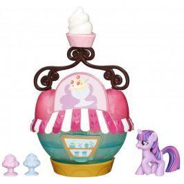 My Little Pony Fim sběratelský set Ice Cream stand