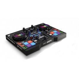Hercules DJ Control Instinct P8 Party Pack + 8 ks LED náramků (4780870)