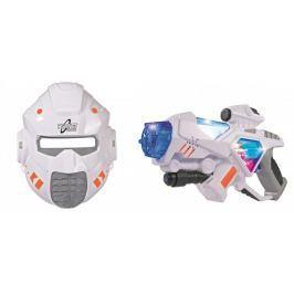 Simba Planet Fighter - Sada pistole a maska