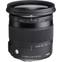 Sigma 17-70mm F2.8-4 DC DC MACRO OS HSM Contemporary pro Canon (4 roky záruka)