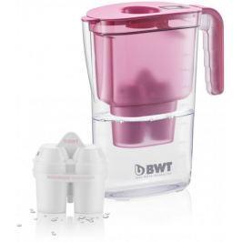 BWT filtrační konvice VIDA 2,6l, 2 filtry v balení růžová
