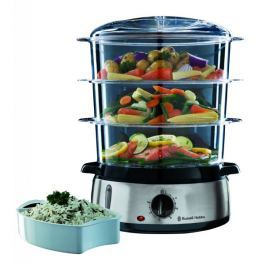 Russell Hobbs 19270-56 Cook at Home Food Steamer