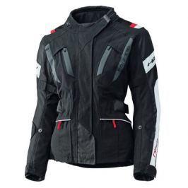 Held dámská bunda 4-TOURING vel.S černá/bílá, textilní REISSA