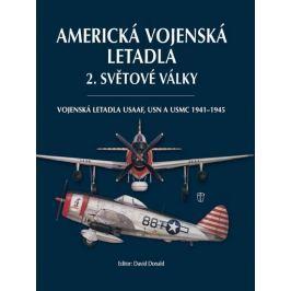 Donald David: Americká vojenská letadla 2. světové války
