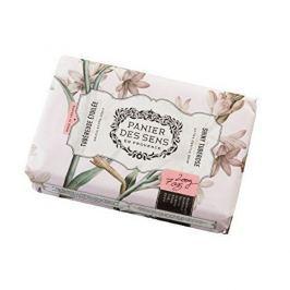 Panier des Sens Extra jemné přírodní mýdlo s bambuckým máslem Třpyt nočního hyacintu (Extra Gentle Soap) 200 g