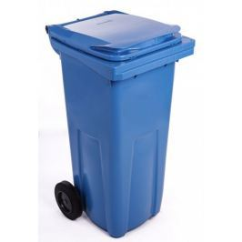 J.A.D. TOOLS popelnice 120 l modrá plastová