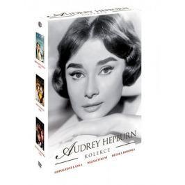 Kolekce Audrey Hepburn (3DVD)     - DVD