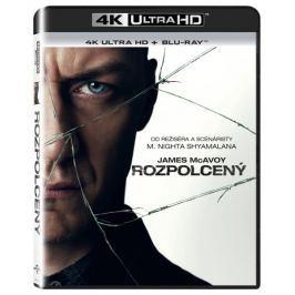 Rozpolcený   (2 disky) - Blu-ray + 4K ULTRA HD