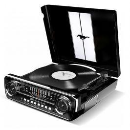 iON Mustang LP, černá