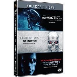 Kolekce Terminator 1 - 3 (3DVD)   - DVD