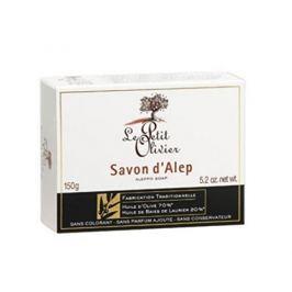 Le Petit Olivier Lisované mýdlo s olivovým a vavřínovým olejem Aleppo (Soap) 150 g
