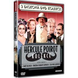 Kolekce Hercule Poirot (3DVD)   - DVD