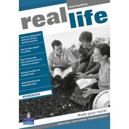 Foody Liz: Real Life Intermediate Workbook CZ