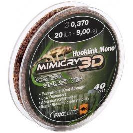 ProLogic Vlasec Hooklink Mono Mimicry 3D Mirage XP 0,405 mm, 11 kg
