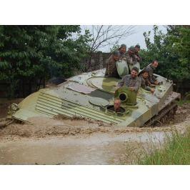 Poukaz Allegria - základní armádní výcvik