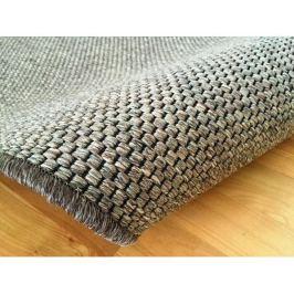 Kusový tmavě béžový koberec Nature 200x300 cm
