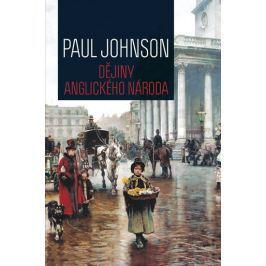 Johnson Paul: Dějiny anglického národa - 2. vydání