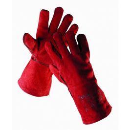 Červa SANDPIPER RED rukavice celokožené