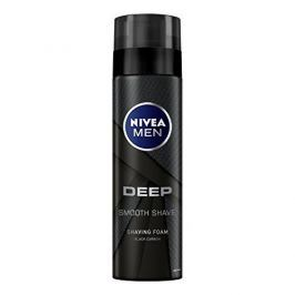 Nivea Pěna na holení pro muže Deep (Smooth Shave) 200 ml