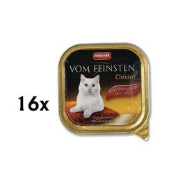 Animonda Vom Feinstein cat masová směs 16 x 100g