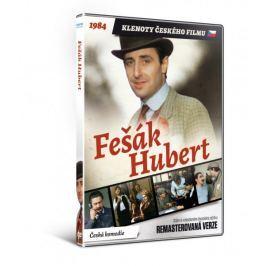 Fešák Hubert   - edice KLENOTY ČESKÉHO FILMU (remasterovaná verze) - DVD