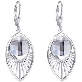 Preciosa Něžné náušnice Orchid 6094 00 stříbro 925/1000