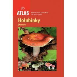 Socha Radomír: Holubinky (Russula) - Atlas