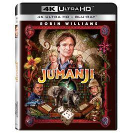 Jumanji  (2 disky) - Blu-ray + 4K ULTRA HD