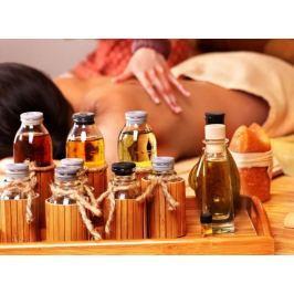 Poukaz Allegria - královská bylinná masáž s olejem  Špindlerův Mlýn