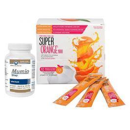 Pharma Activ Mumio 60 kapslí + Super Orange1000 10 sáčků