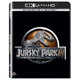 Jurský park 3  (2 disky) - Blu-ray + 4K ULTRA HD