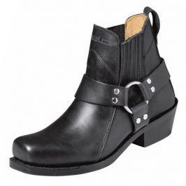 Held boty (koně) BILOXI vel.39 černé, kůže (pár)