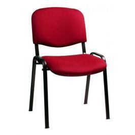 Konferenční židle Taurus TN červená