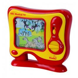 Simba Hrající TV
