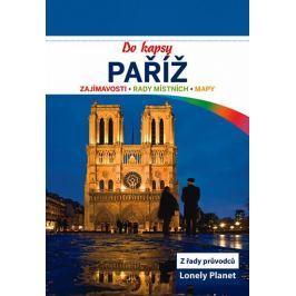 Paříž do kapsy - Lonely Planet
