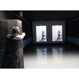 Poukaz Allegria - střelba z krátkých zbraní na 25m střelnici