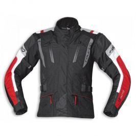 Held dámská bunda 4-TOURING vel.XL černá/červená, textilní REISSA