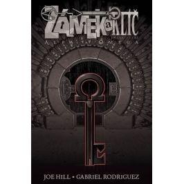 Hill Joe, Rodriguez Gabriel,: Zámek a klíč 6 - Alfa a omega