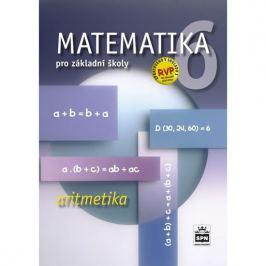 Půlpán Zdeněk: Matematika 6 pro základní školy - Aritmetika
