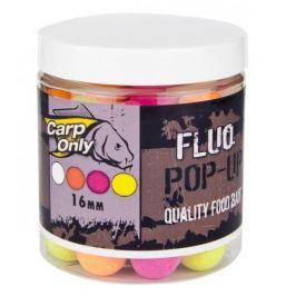 Carp Only fluo pop up boilie 80 g 12 mm pink
