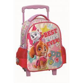 GIM Junior batoh na kolečkách - Tlapková patrola girl
