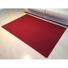 Kusový vínový koberec Birmingham 160x240 cm