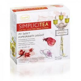 Ronnefeldt Simplicitea Sweet Pomegranate Delight 10 kapslí