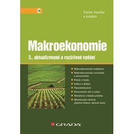 Jurečka Václav a kolektiv: Makroekonomie