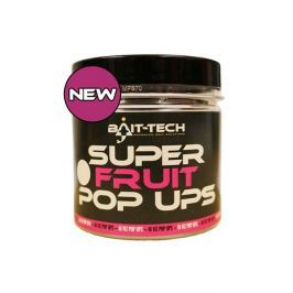 Bait-Tech Boilies Super Fruit Pop-Ups 15/18 mm 70g