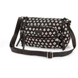 Volcom Crossbody taška Cruz Shoulder Bag Black E6531513-BLK