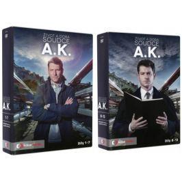Život a doba soudce A.K. (13DVD)   - DVD