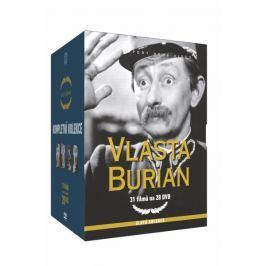 Komplet Vlasta Burian - 31 filmů (28 DVD)   - DVD