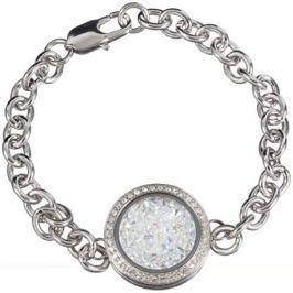 Preciosa Luxusní náramek s krystaly Moonlight 7291 42