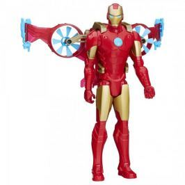 Avengers Iron Man s vozidlem